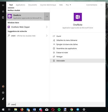 windows 10 suppression apps