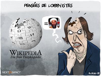 Une lobbyiste de l'industrie culturelle dénonce les « méthodes terroristes » de Wikipédia Allemagne