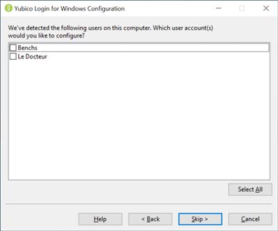 Yubico Login for Windows