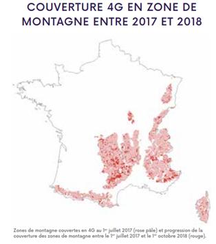 Arcep bilan 2019 territoires connectés