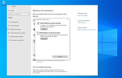 Windows 10 FIDO2 May 2019 Update