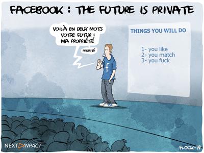 Vie privée, chiffrement, Messenger léger, groupes, achats en ligne : les annonces 2019 de Facebook