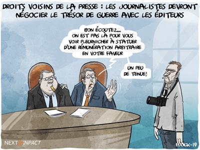 Droit voisin de la presse : ligne par ligne, la proposition de loi votée par les députés
