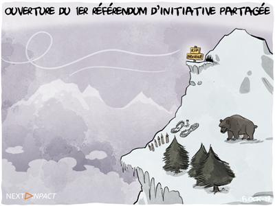Ouverture du premier référendum d'initiative partagée : ce qu'il faut savoir