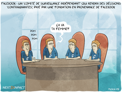 Facebook : le « comité de surveillance » arrive, il rendra des décisions « contraignantes »