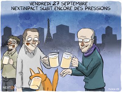 Rencontre INpactienne sur Paris le 27, Bordeaux reportée et serveur Discord