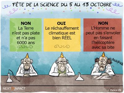 Fête de la science du 5 au 13 octobre : le CEA dévoile son programme