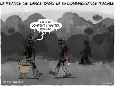 Quand la France se lance dans la reconnaissance faciale