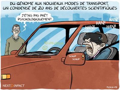 Du génome aux nouveaux modes de transport, retour sur 20 ans de découvertes scientifiques