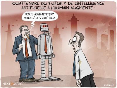 Qu'attendre du futur ? De l'intelligence artificielle à l'humain augmenté