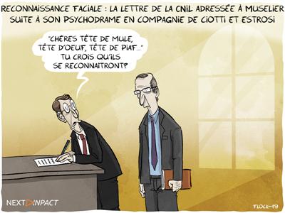 Reconnaissance faciale : la lettre de la CNIL adressée à Renaud Muselier