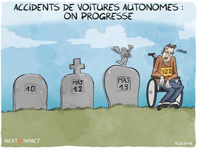 Voiture autonome : l'accident mortel d'Uber ou la « bêtise » de l'intelligence artificielle