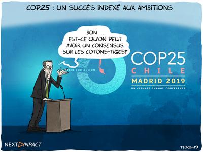 COP25 : un résultat « décevant » pour le secrétaire général de l'ONU