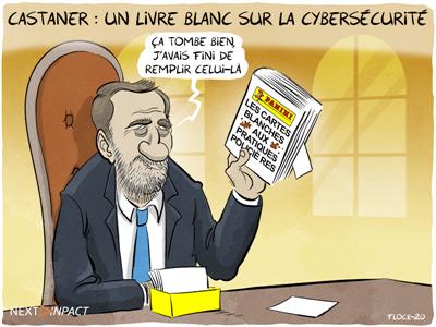 Christophe Castaner veut faire de la France la patrie de la cybersécurité