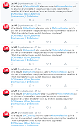syndicats  avocats france spam