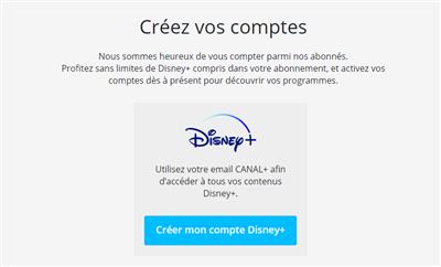 Canal+ Disney+