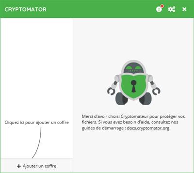 Cryptomator 1.5