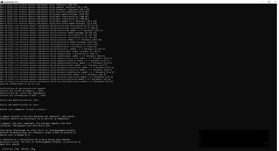 Ubuntu Budgie Server LTS Mise à jour