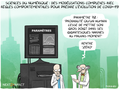 Covid-19 : les « sciences du numérique complètent notre arsenal contre la pandémie »