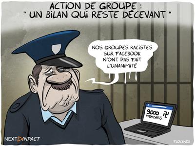 Action de groupe : « Un bilan qui reste décevant »