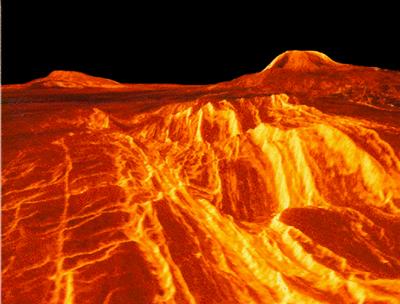 Magellan Venus