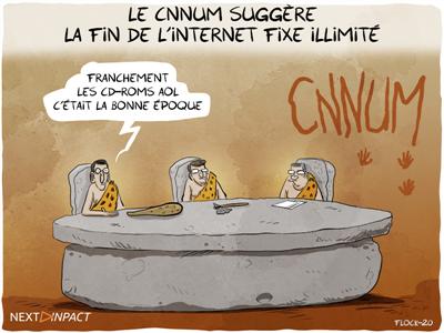 Environnement et numérique : le CNNum va plus loin que le Sénat, évoquant la fin des forfaits illimités… sur le fixe