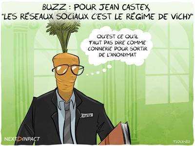 Pour Jean Castex, « les réseaux sociaux c'est le régime de Vichy »