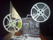 cinéma film bobine caméra projection libre