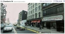 Google Street View New York