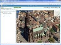 microsoft maps virtual earth bird view