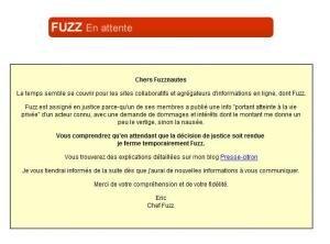 fuzz digg like LCEN hébergeur éditeur