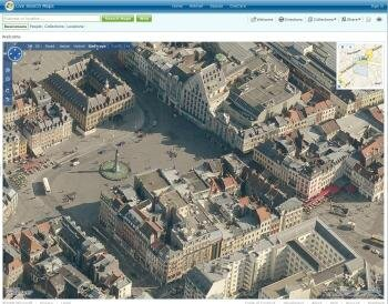 windows live maps chti