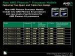AMD Phenom X3 X4