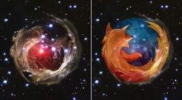 Firefox Hubble
