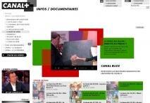 xavier darcos censure canal+ grand journal