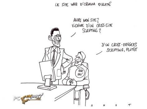 Obama site