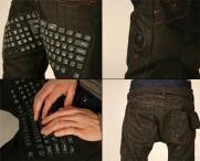 pantalon geek