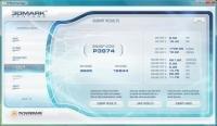 3DMark Vantage qx9650 9600gt
