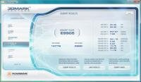 3DMark Vantage e7200 9600gt