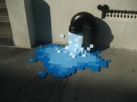eau pixel