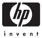 HP Hewlett-Packard Logo