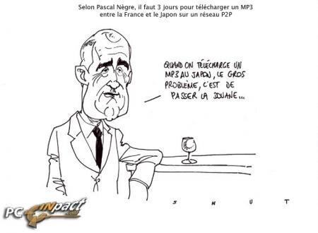Pascal Negre P2P France Japon