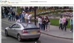 google street view tour de france maps 360