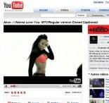 mtv youtube vidéo logs viacom