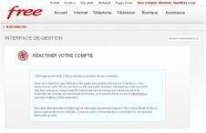 free page perso blocage suspension script