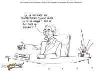 france télévision TV redevance audiovisuelle