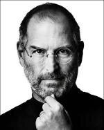 Steve Jobs Dieu el père