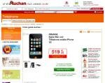 Auchan iPhone 3G 8Go