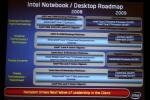 IDF Intel Day 2 Roadmap