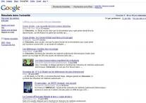 doublons google news détéction
